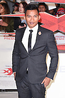 "Tony Jaa<br /> at the ""xXx: Return of Xander Cage"" premiere at O2 Cineworld, Greenwich , London.<br /> <br /> <br /> ©Ash Knotek  D3216  10/01/2017"
