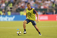 Philadelphia, PA - Wednesday July 19, 2017: Justin Morrow during a 2017 Gold Cup match between the men's national teams of the United States (USA) and El Salvador (SLV) at Lincoln Financial Field.