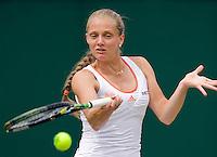 27-6-08, England, Wimbledon, Tennis, Chakvetadze
