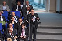 6. Sitzung des Deutschen Bundestag am Mittwoch den 17. Januar 2018.<br /> Im Bild: Mitglieder der AfD-Fraktion.<br /> Am Mikrofon: Stephan Brandtner.<br /> Hintere Reihe vlnr.: Albrecht Glaser; Matthias Buettner; Andreas Mrosek.<br /> 2. Reihe v.o.: Heiko Wildberg.<br /> 3. Reihe v.o.: Ulrich Oehme; Jens Maier.<br /> 4. Reihe v.o.: Mariana Iris Harder-Kuehnel; Martin Reichardt.<br /> 2. Reihe v.u.: Christian Wirth; Andreas Bleck.<br /> Untere Reihe: Uwe Witt.<br /> 17.1.2018, Berlin<br /> Copyright: Christian-Ditsch.de<br /> [Inhaltsveraendernde Manipulation des Fotos nur nach ausdruecklicher Genehmigung des Fotografen. Vereinbarungen ueber Abtretung von Persoenlichkeitsrechten/Model Release der abgebildeten Person/Personen liegen nicht vor. NO MODEL RELEASE! Nur fuer Redaktionelle Zwecke. Don't publish without copyright Christian-Ditsch.de, Veroeffentlichung nur mit Fotografennennung, sowie gegen Honorar, MwSt. und Beleg. Konto: I N G - D i B a, IBAN DE58500105175400192269, BIC INGDDEFFXXX, Kontakt: post@christian-ditsch.de<br /> Bei der Bearbeitung der Dateiinformationen darf die Urheberkennzeichnung in den EXIF- und  IPTC-Daten nicht entfernt werden, diese sind in digitalen Medien nach §95c UrhG rechtlich geschuetzt. Der Urhebervermerk wird gemaess §13 UrhG verlangt.]
