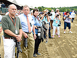 Scenes from around the track on July 30, 2016 at Saratoga Race Course in Saratoga Springs, New York. (Bob Mayberger/Eclipse Sportswire)