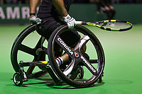 Rotterdam, The Netherlands, 16 Februari, 2018, ABNAMRO World Tennis Tournament, Ahoy, Tennis Wheelchair<br /> <br /> Photo: www.tennisimages.com