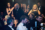 © Joel Goodman - 07973 332324 . 03/03/2016 . Manchester , UK . Winner Law Firm Innovation SUCHEET AMIN obo Aequitas Legal (centre) . The Manchester Legal Awards from the Midland Hotel . Photo credit : Joel Goodman