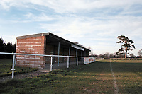 General view of Cullompton Rangers FC, Speeds Meadow, Cullompton, Devon pictured on 22nd March 1995
