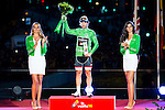 Fabio Felline, winner of Points classification at La Vuelta a España 2016 in Madrid. September 11, Spain. 2016. (ALTERPHOTOS/BorjaB.Hojas)