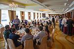 VIP luncheon at The Restaurant during GFI HKFC Rugby Tens 2016 on 06 April 2016 at Hong Kong Football Club in Hong Kong, China. Photo by Juan Manuel Serrano / Power Sport Images