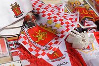 Fanshop vom Valletta F.C. in Valetta, Malta, Europa