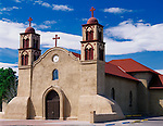 Socorro, NM<br /> Old San Miguel Mission