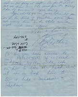 BNPS.co.uk (01202) 558833.<br /> Pic: Heritage Auctions/BNPS<br /> <br /> Revealed - Bruce Lee was chasing the dragon...<br /> <br /> PICTURED: Handwritten Letter Requesting Psilocybin<br /> <br /> Bombshell letters revealing martial arts star Bruce Lee's extensive secret drug use before his premature death have sold for £335,000 ($462,500) following a bidding war.<br /> <br /> The Enter the Dragon star wrote over 40 letters to fellow actor Robert Baker openly discussing his spiralling drug habit.<br /> <br /> While it was whispered in Hollywood that Lee partook in illicit substances in the early 1970s, these previously unseen letters not only confirm those rumours but reveal his dependence on cocaine and other hard drugs.<br /> <br /> The letters were bought by an anonymous collector in a US flea market, who is today celebrating after they doubled their pre-sale estimate with Heritage Auctions, of Dallas, Texas.