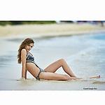 St. Thomas US Virgin Islands<br /> Photo Shoot with fashion model roos<br /> marijn dekok