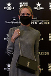 Lujan Arguelles attends the presentation of Si Tiene Sentido by Anthony Blake at Teatro Reina Victoria on October 01 in Madrid, Spain.(ALTERPHOTOS/ItahisaHernandez)
