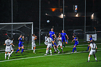 illustration picture during a female soccer game between Racing Genk Ladies and Sporting du pays de Charleroi on the fourth matchday of the 2021-2022 season of the Belgian Scooore Womens Super League , friday 10 September 2021  in Genk , Belgium . PHOTO SPORTPIX | STIJN AUDOOREN
