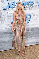LONDON, UK. June 25, 2019: Donna Air arriving for the Serpentine Gallery Summer Party 2019 at Kensington Gardens, London.<br /> Picture: Steve Vas/Featureflash