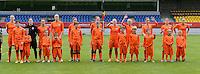 Bekerfinale vrouwen 2015 : Lierse-Club Brugge Vrouwen <br /> <br /> ploeg van Club Brugge Vrouwen<br /> <br /> foto VDB / BART VANDENBROUCKE