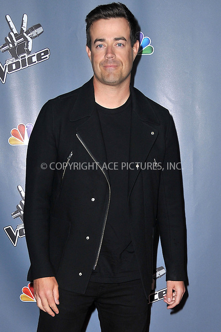 WWW.ACEPIXS.COM....US Sales Only....March 20 2013, LA....Carson Daly at 'The Voice' season four premiere held at the TCL Chinese Theatre in Hollywood on March 20 2013 in Los Angeles ....By Line: Famous/ACE Pictures......ACE Pictures, Inc...tel: 646 769 0430..Email: info@acepixs.com..www.acepixs.com