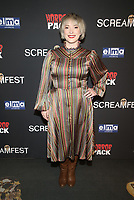 HOLLYWOOD, CA - OCTOBER 12: Mary O'Neil, at the 21st Screamfest Opening Night Screening Of The Retaliators at Mann Chinese 6 Theatre in Hollywood, California on October 12, 2021. Credit: Faye Sadou/MediaPunch