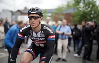 Marcel Kittel (DEU/Giant-Alpecin) at the start<br /> <br /> stage 4: Hotel Verviers - La Gileppe (187km)<br /> 29th Ster ZLM Tour 2015