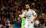 Real Madrid CF's Karim Benzema during La Liga match. Oct 30, 2019. (ALTERPHOTOS/Manu R.B.)