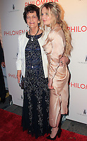 """NEW YORK, NY - NOVEMBER 12: Philomena Lee, Sophie Kennedy Clark at the New York Premiere Of The Weinstein Company's """"Philomena"""" held at Paris Theater on November 12, 2013 in New York City. (Photo by Jeffery Duran/Celebrity Monitor)"""