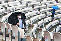 Rain proved to be the winner on the opening day of the WTC Final during India vs New Zealand, ICC World Test Championship Final Cricket at The Hampshire Bowl on 18th June 2021