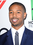 Michael B. Jordan attends The 17th Annual Hollywood Film Awards held at The Beverly Hilton Hotel in Beverly Hills, California on October 21,2012                                                                               © 2013 Hollywood Press Agency