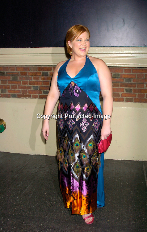 """Kathy Brier ..at the Broadway opening  of """" Dracula, The Musical"""" on ..August 19, 2004 at The Belasco Theatre in New York City...Photo by Robin Platzer, Twin Images"""