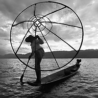 Inle lake,,,Myanmar, 2018