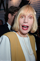 ARCHIVE: CANNES, FRANCE. c. May 1989: Sally Kellerman at the Cannes Film Festival.<br /> File photo © Paul Smith/Featureflash