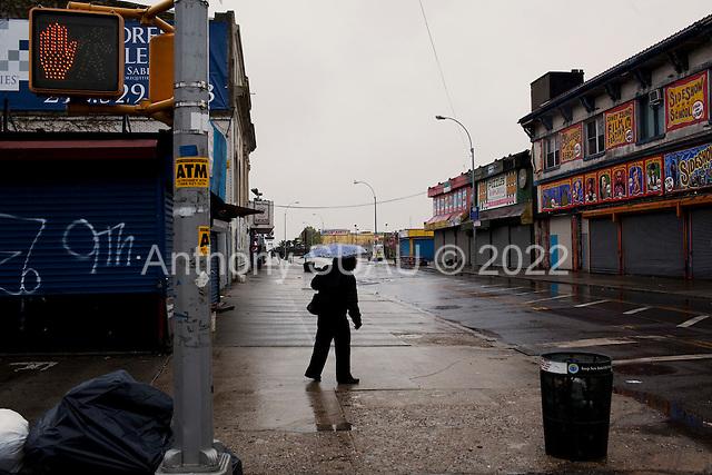 Brooklyn, New York<br /> April 25, 2010<br /> <br /> A rainy day at Island.