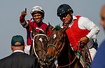 June 5, 2021: Silver State, #3, ridden by jockey Ricardo Santana, wins the Hill 'N' Dale Metropolitan Win and You're In Handicap on Belmont Stakes Day at Belmont Park in Elmont, New York. Scott Serio/Eclipse Sportswire/CSM
