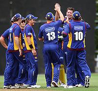 090102 Cricket - Wellington Firebirds v Otago Volts