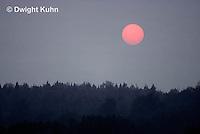 SU07-009a  Sunset
