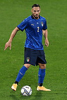 Danilo D'Ambrosio of Italy in action during the friendly football match between Italy and Estonia at Artemio Franchi Stadium in Firenze (Italy), November, 11th 2020. Photo Andrea Staccioli/ Insidefoto