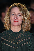 """LONDON, UK. October 08, 2019: Tricia Tuttle arriving for the """"Knives Out"""" screening as part of the London Film Festival 2019 at the Odeon Leicester Square, London.<br /> Picture: Steve Vas/Featureflash"""