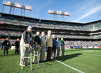 San Francisco, Ca - Saturday, Dec. 31, 2011: The 2011 Kraft Fight Hunger Bowl, at AT&T Park, Illinois 20-14 over UCLA.