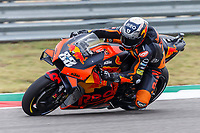 2nd October 2021; Austin, Texas, USA;  Miguel Oliveira (88) - (POR) riding a KTM for the Red Bull KTM Factory Racing Team during Free Practise 3 at the MotoGP Red Bull Grand Prix of the Americas held October 2, 2021 at the Circuit of the Americas in Austin, TX.