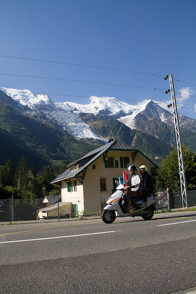French Alps, Chamonix, France. Outside Imagery offers ski taxi service to and from Summit County Ski Areas, including Denver International Airport (DIA). Denver ski taxi.