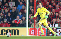 Lukasz Fabianski of Swansea City during the Barclays Premier League match between AFC Bournemouth and Swansea City played at The Vitality Stadium, Bournemouth on March 11th 2016