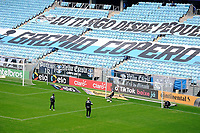 PORTO ALEGRE, RS, 02.06.2021 - GREMIO - BRASILIENSE - O  público ausente na partida entre Grêmio e Brasiliense, válida pela Copa do Brasil, no estádio Arena do Grêmio, em Porto Alegre, nesta quarta-feira (02).