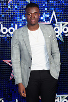 Big Shaq<br /> arriving for the Global Awards 2018 at the Apollo Hammersmith, London<br /> <br /> ©Ash Knotek  D3384  01/03/2018