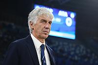 Gian Piero Gasperini coach of Atalanta<br /> Napoli 30-10-2019 Stadio San Paolo <br /> Football Serie A 2019/2020 <br /> SSC Napoli - Atalanta BC<br /> Photo Cesare Purini / Insidefoto