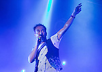 Spanish music Love of Lesbian at Dcode music festival in Madrid. September 10, 2016. (ALTERPHOTOS/Rodrigo Jimenez)