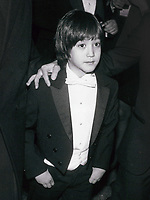 Sean Lennon 1978, Photo By John Barrett/PHOTOlink