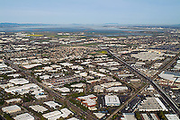 Milpitas California Aerial Photography