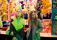Teenage Girls at Kings Lynn Mart 2017
