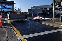 New weighbridge at CentrePort in Wellington, New Zealand on Thursday, 20 May 2021. Photo: Marty Melville / lintottphoto.co.nz