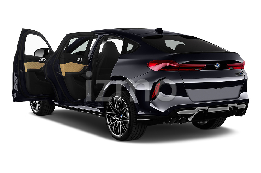 Car images of 2020 BMW X6-M Competition 5 Door SUV Doors