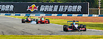 SNi Weiliang of Asia Racing Team drives during the 2015 AFR Series as part of the 2015 Pan Delta Super Racing Festival at Zhuhai International Circuit on September 19, 2015 in Zhuhai, China.  Photo by Moses Ng/Power Sport Images