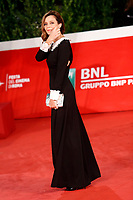 The Italian actress Eliana Miglio poses for photographers on the red carpet of the 15th edition of Rome film Fest.<br /> Rome (Italy), October 15th 2020<br /> Photo Samantha Zucchi Insidefoto
