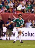Israel Castro. The USMNT tied Mexico, 1-1, during their game at Lincoln Financial Field in Philadelphia, PA.